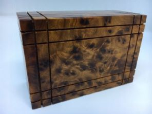 Puzzle Box - Wooden
